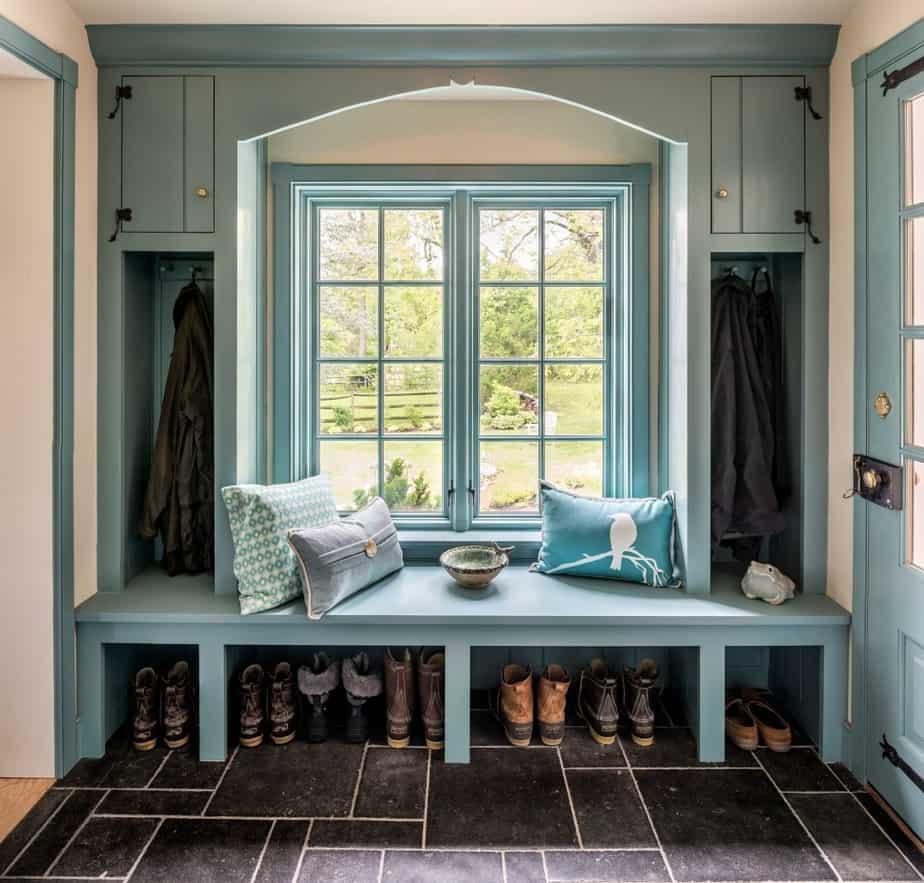 Lovely Mud Room