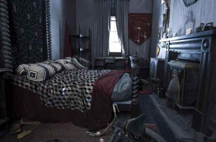 Mysterious Harry Potter Bedroom