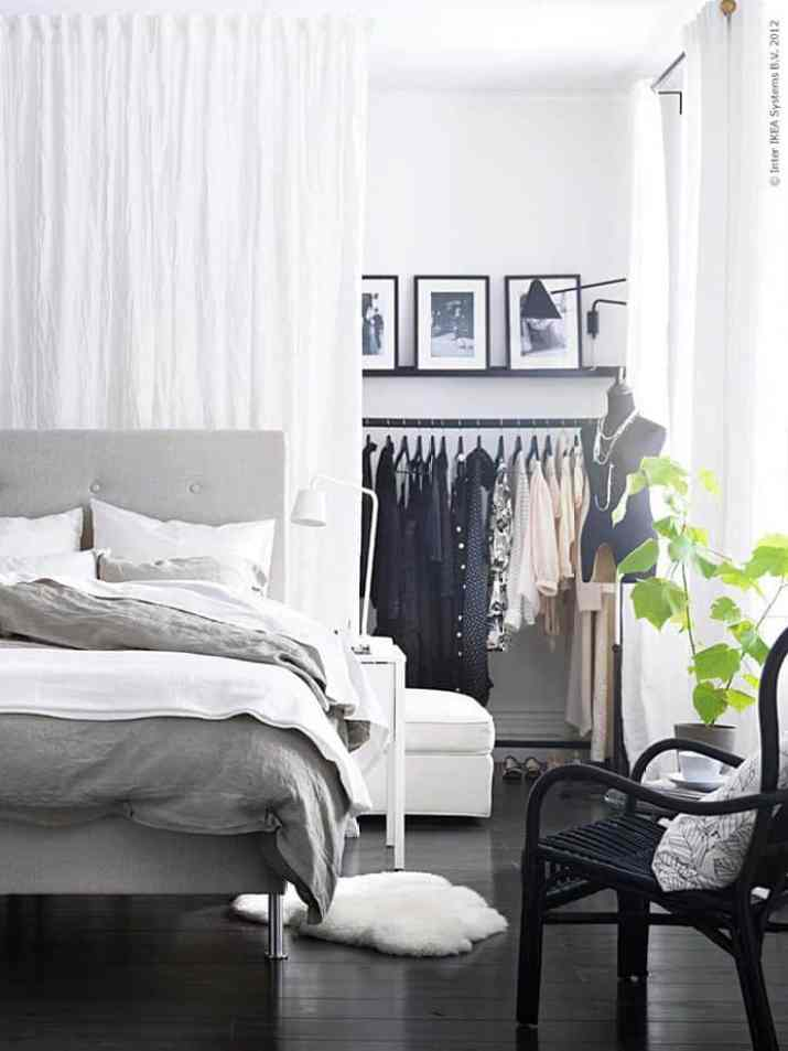 Nice Bedroom Closet