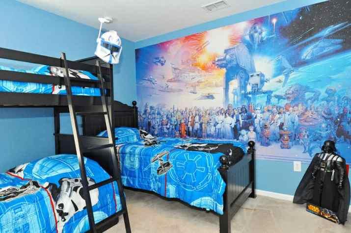 Nice Star Wars Bedroom