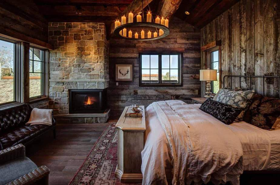 Mediterranean Bedroom Rug