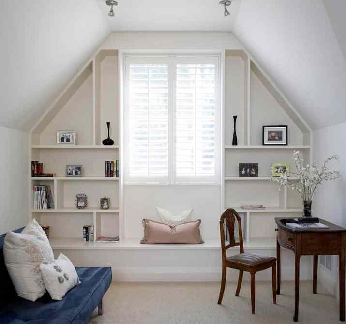 Peaceful Bonus Room