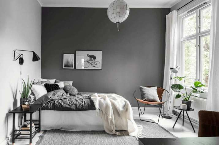 Casual Young Adult Bedroom