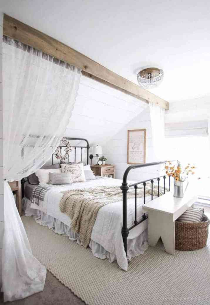 Lovely Country Bedroom
