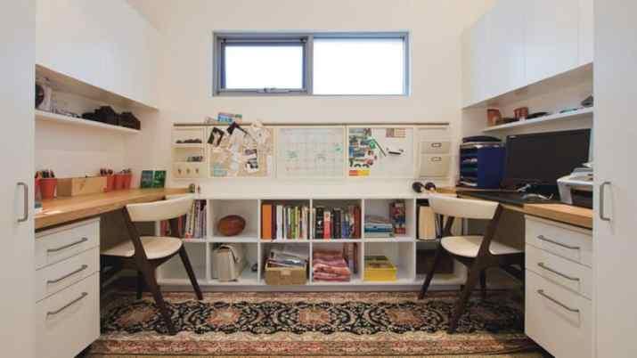 Dual Study Room