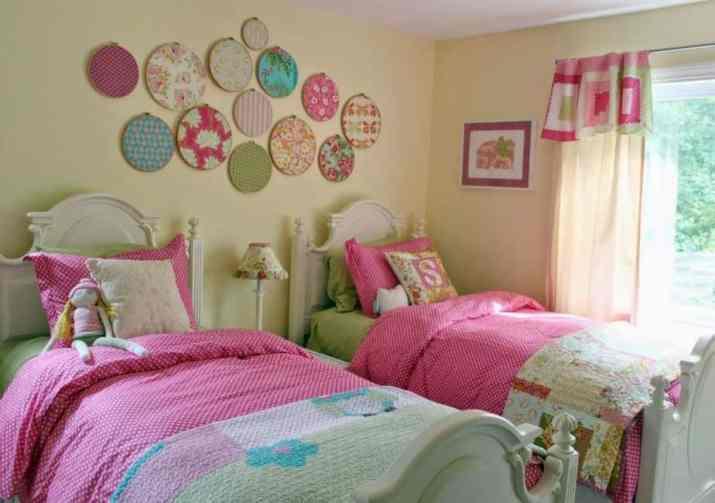Soft Girls Bedroom