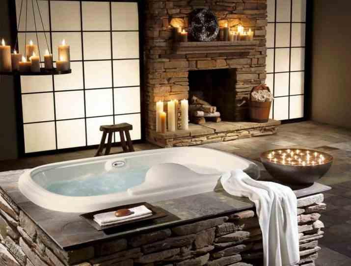 Quiet Zen Bathroom