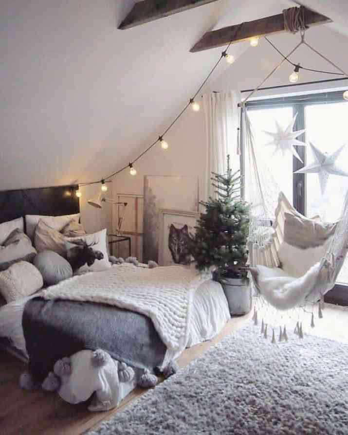 Sparkling Bohemian Bedroom