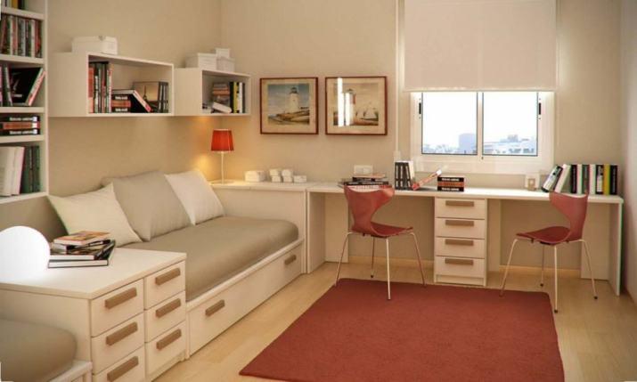 Study Bonus Room