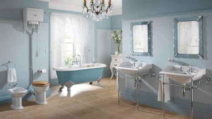 Wonderful Bathroom Chandelier