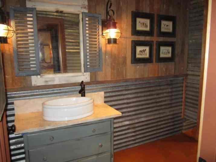 DIY Grey Bathroom