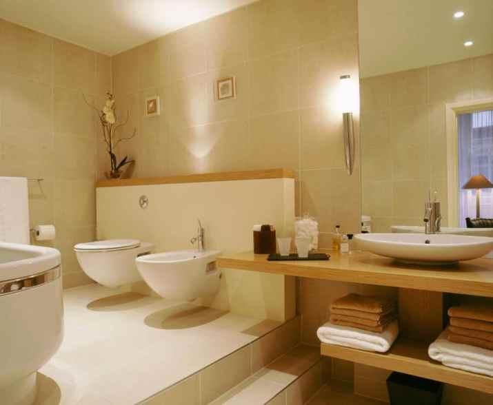 Rustic DIY Bathroom Vanity
