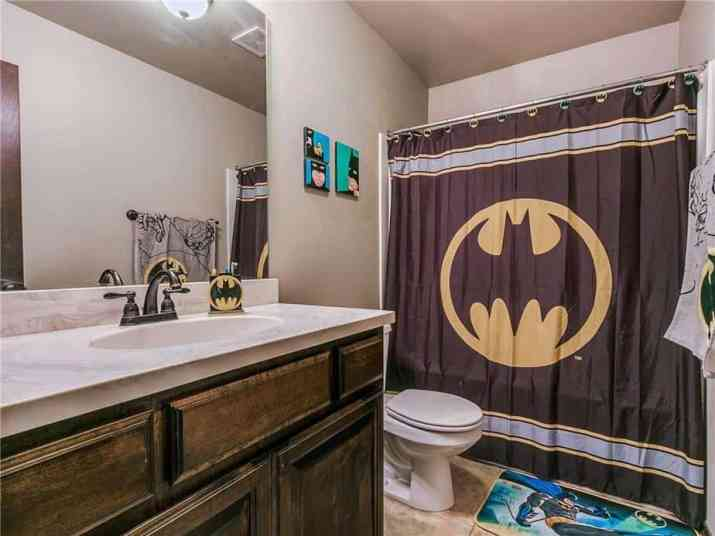Batman Curtain for All Ages