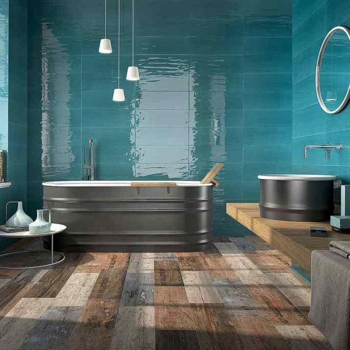 Ocean Mens Bathroom