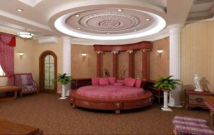 Living Room Tray Ceiling