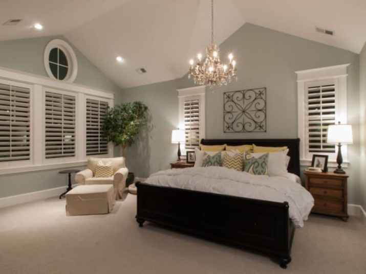 beautiful Vaulted Ceiling Bedroom Ideas