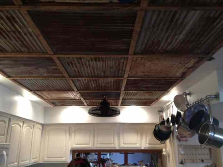 good Barn Wood Ceiling Ideas