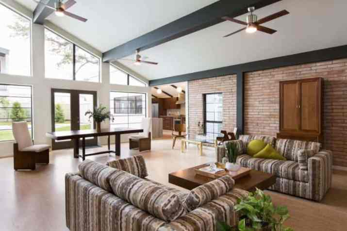beautiful Vaulted Ceiling Living Room Ideas