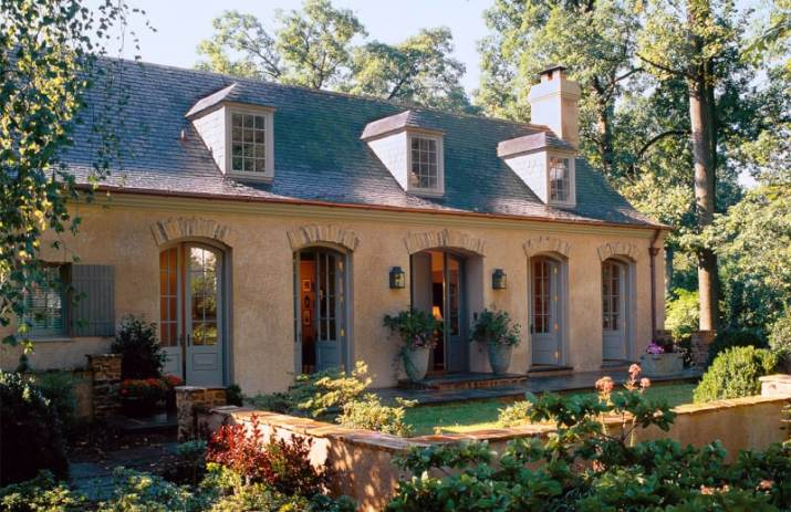 French Country House Style