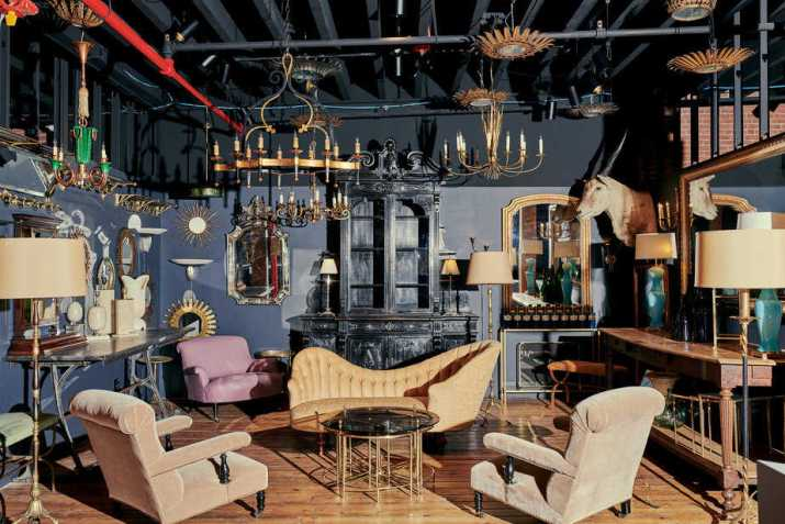 Get to Know about Potential Antique Stores
