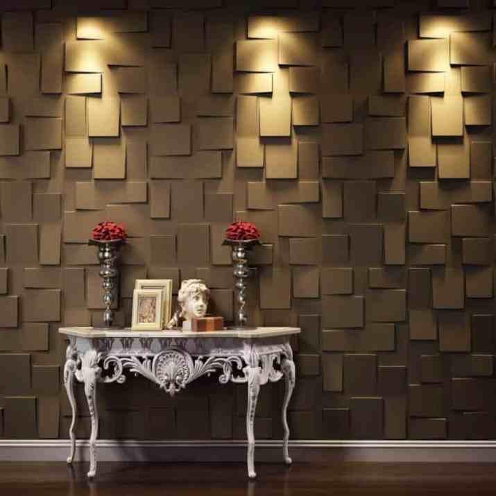 Texture wall panels