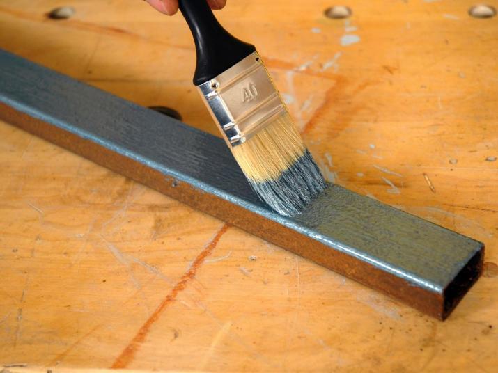 Priming your galvanized steel and aluminum
