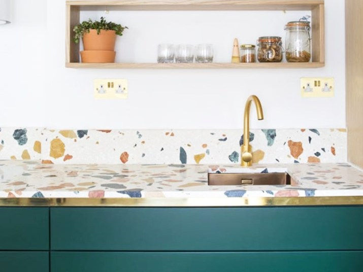 15 Bathroom Countertop Ideas 2020 (and Their Plus Points) 14