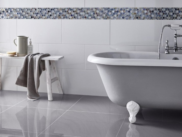 15 Bathroom Tile Ideas 2020 (Take a Look at These) 11