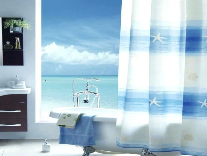 Bathroom Curtain Ideas to Live up Your Private Room 10