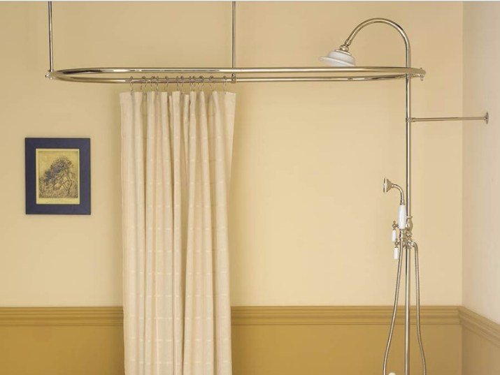 Bathroom Curtain Ideas to Live up Your Private Room 4