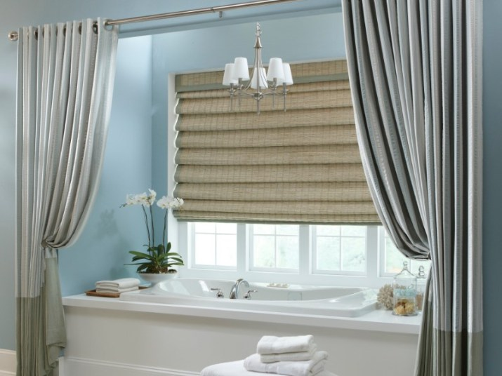 Bathroom Curtain Ideas to Live up Your Private Room 7