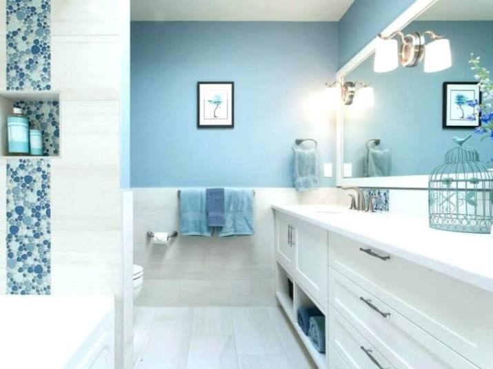 15 Bathroom Paint Color Ideas 2020 (Make Yours More Appealing) 2