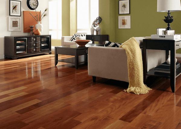 Brazilian Kurupayra Hardwood Flooring
