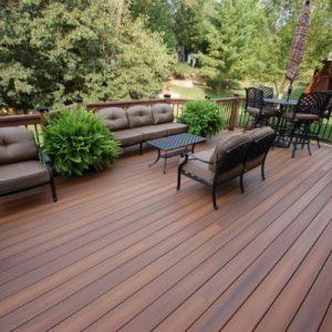 Hardwood Decking / Kurupayra  3/4″ x 3 1/2″ x 1-7′