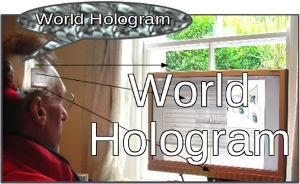 world hologram 300