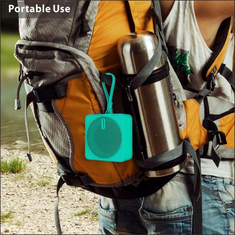portable bluetooth speaker green