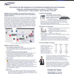 AVANU WebMux Overview