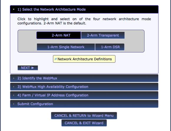 Microsoft Exchange Server Load Balancing - AVANU WebMux Load