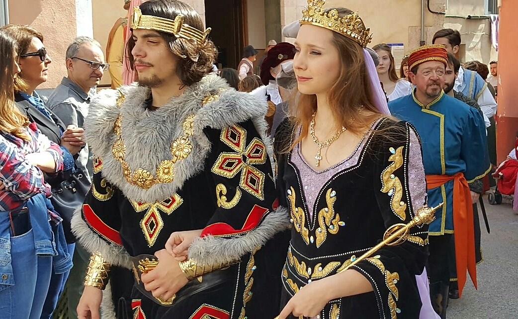 Fiestas del Medievo en Villena