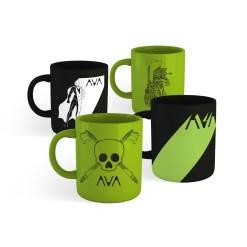 AVA Kaffekopper
