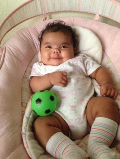 Ava's Story - Baby