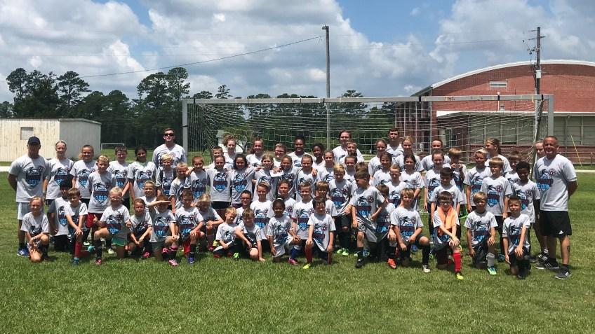 CASA Soccer Camp 2018