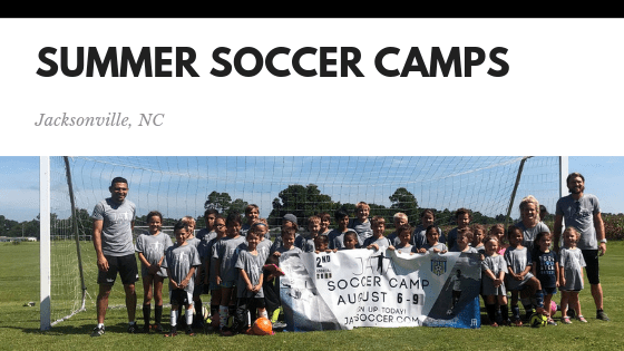 Soccer Camps - Summer 2019