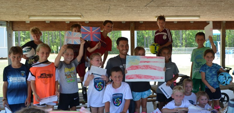 Ava's Summer Camps - Challenger Sports