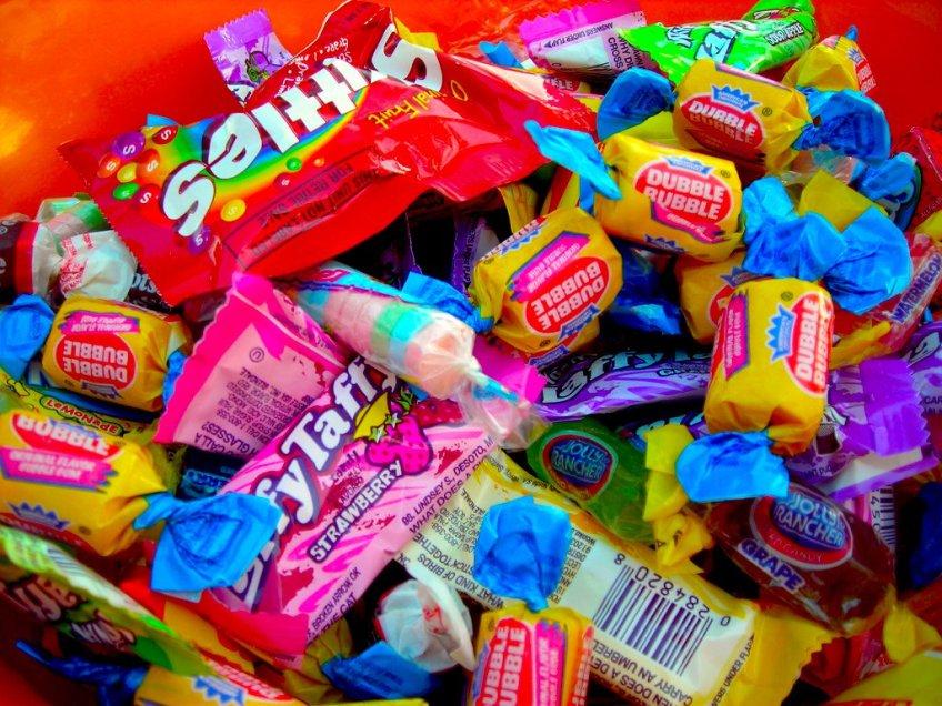 Points Rewards System - Candy