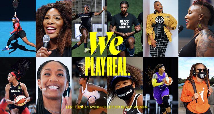 We Play Real Nike