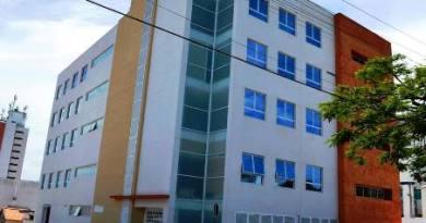 prédio da saúde de Itapeva