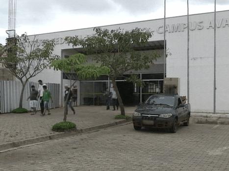 prédio do Instituto em Avaré