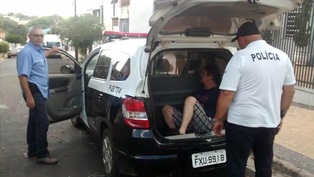 Polícia Civil de Taquarituba prende suspeito de pedofilia