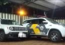 Homem é preso com carro roubado na Castelo Branco
